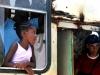 A bus near Caimito, Havana.  Photo by  Noelia Gonzalez Casianoen