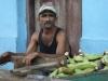 Plantain seller.  Photo by Lina Marcela Lasso Silva