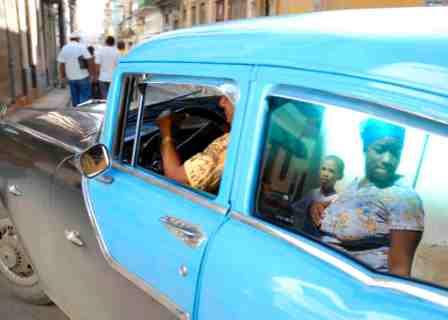 Havana Ghosts. Photo by Michael Roy