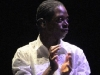 Silvio Rodriguez concert in Oakland, California.