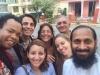 Swami Paramtej,Dayelis,Samuel,Katia,Saida,Mauricio,Andres