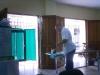 4-Dr. Gispert in the operating room.