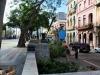 The city prunes trees on Prado.