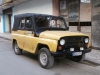 Soviet jeep from the 60\'s