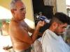 Private barber.