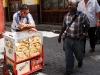 Sweet bread for sale.