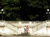 005-jpg La escalinata y su estatua del Alma Mater.