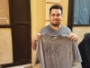 Es el creador de la pag de Facebook Por mis Derechos Cuba LGBTIQ+