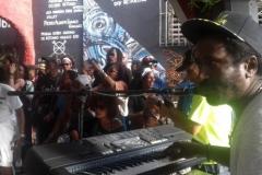"""Director-del-grupo-de-reggae-""""Herencia"""""""