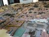 Model of the city.