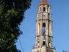 The tower of the Manacas Iznaga refinery.