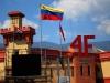 """The \""""Cuartel de la Montaña\"""" hill top barracks where Chavez\'s remains lie."""
