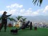 The Cuartel de la Montaña is a military musuem.