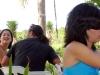 Cubans getting married in Havana.
