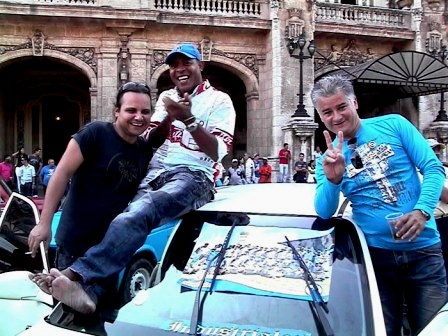 Havana received Industriales in style after it won the coveted Cuban Baseball Championship.