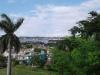 Vista de La Bahia de La Habana desde el mirador de La Colina Lenin