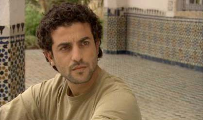 Hicham Bahloul stars as Amin in Burned Hearts