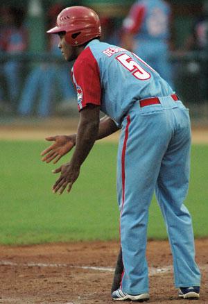 Alfredo Despaigne broke a World Cup record with 11 home runs in the 15 game tournament.