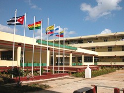 Havana's Latin American Medical School (ELAM)
