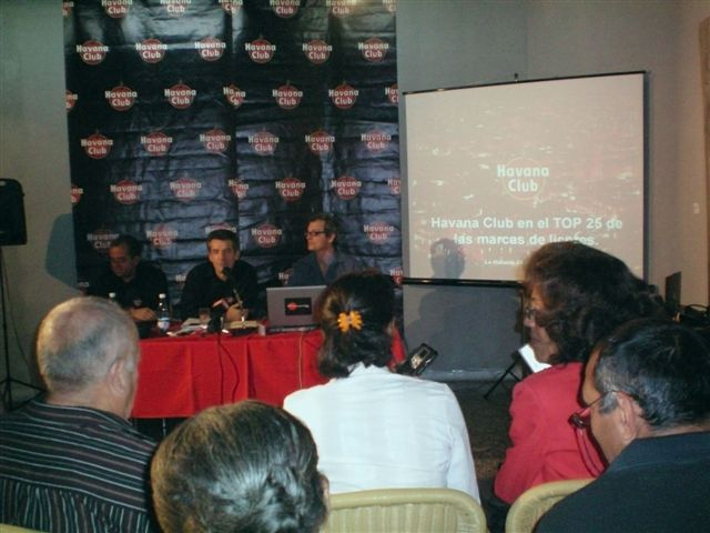 Marc Beuve-Mery, Director General of Havana Club International S.A.