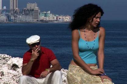 """FrFrom the Cuban film """"Broken Gods"""" by young director Ernesto Daranas"""