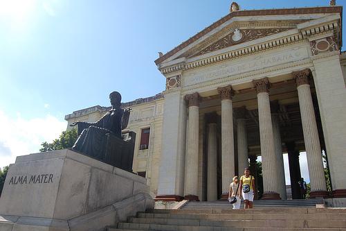 The University of Havana  (Photo by Maycgx)