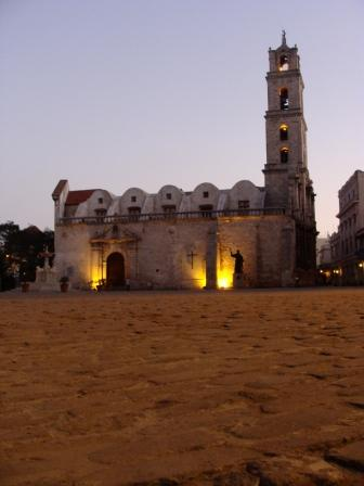 Basilica Menor of the San Francisco de Asis Convent