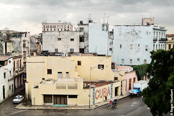 Havana needs major investment in many sectors.