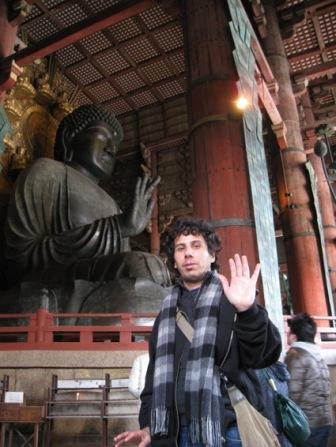 Buda and I