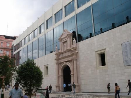 Colegio Mayor San Jeronimo in Old Havana