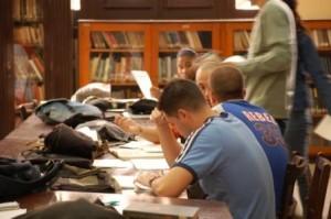 Cuban university students, Photo: Wagner T. Cassimiro