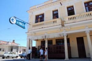La Terraza Restaurant, a favorite of Ernest Hemingway.