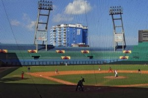 Havana's Latinoamericano Baseball Stadium, Photo: designwallah