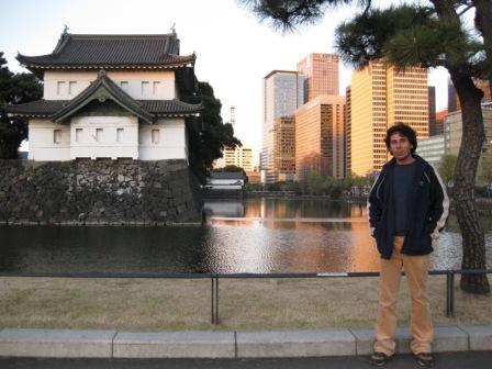 At Tokyo's Central Park