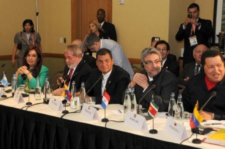 5th Summit of the Americas, photo: Presidency of Ecuador