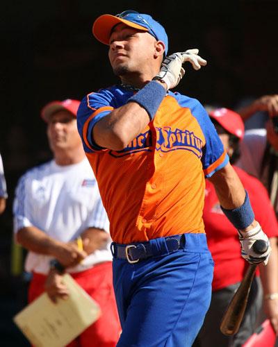 Yulieski Gourriel is hitting .388 and has 19 home runs and 74 RBIs. Photo: Juventud Rebelde