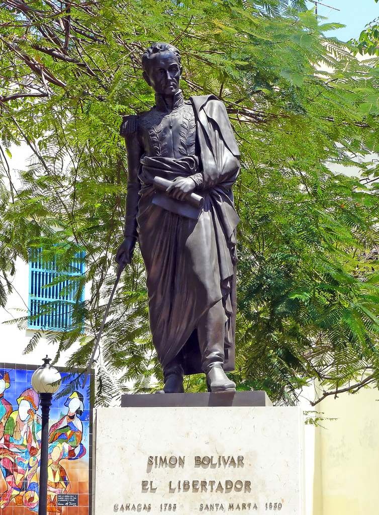 Simon Bolivar, photo: Patxi64