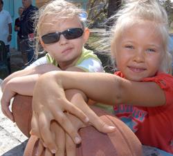 Ukranian Children Treated in Cuba. Photo: UPEC