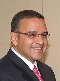 Mauricio Funes is the new president of El Salvador. Photo: Wikimedia Commons
