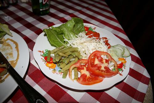 Cuban Salad, photo:ithinkx