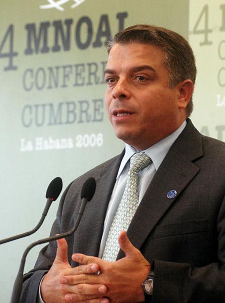 Felipe Perez Roque, Photo: Wikimedia Commons