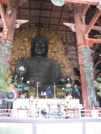 The country is full of large and small temples and monasteries