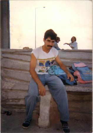 Dago in Havana when he began studying at the university