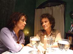 Scene from Enrique Pineda Barnet's new film La Anunciación