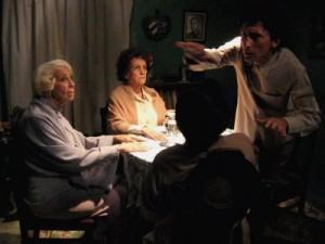 Scene from Enrique Pineda Barnet's new film La Anunciacion