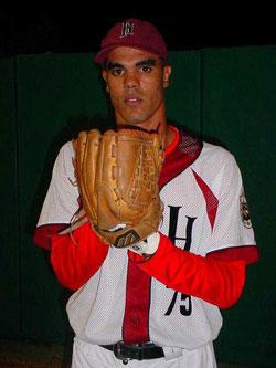 Miguel Alfredo Gonzalez won five playoff games including the clincher over Villa Clara.