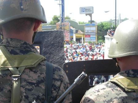 Tegucigalpa, Honduras– photo: Luis Miranda