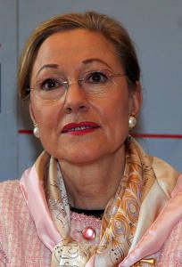 EC Commissioner Benita Ferrero-Waldner