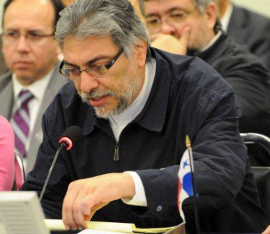 Fernando Lugo, President of Paraguay, photo: Patricia Leiva - GS/OAS