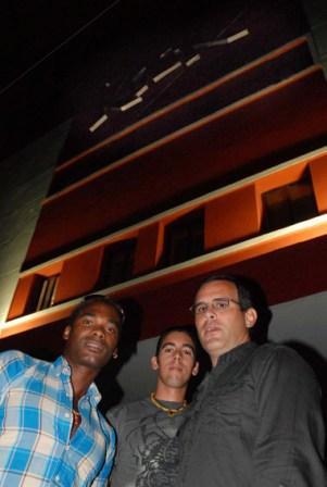 The experimental Cuban band Quantum